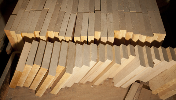 Type Of Furniture Wood. Cherry Wood Is A Very Popular Type For