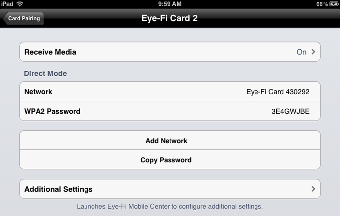 An Ipad And Eyefi Card Bring The Holy Grail To Pro Photographers