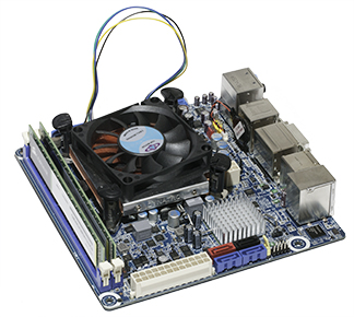 Intel Logic Board w fan
