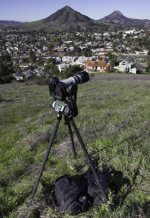 RRS Tripod withGigaPan