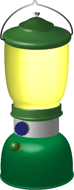 Coleman Lantern illustration