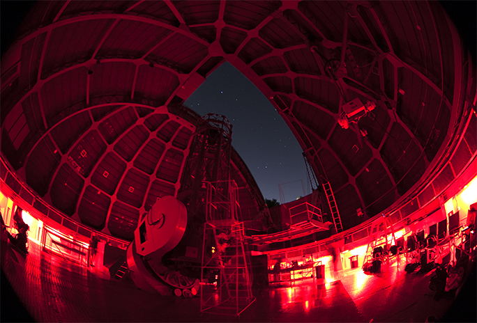 60-inch telescope in use 21