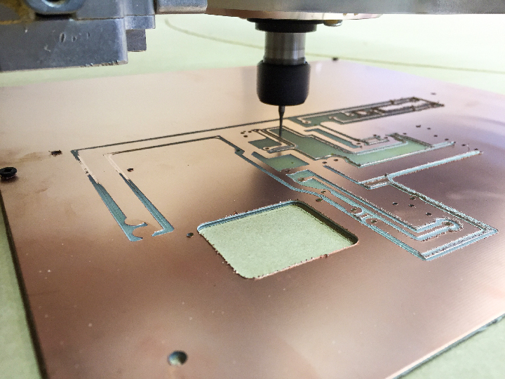 Circuit board fabrication 49