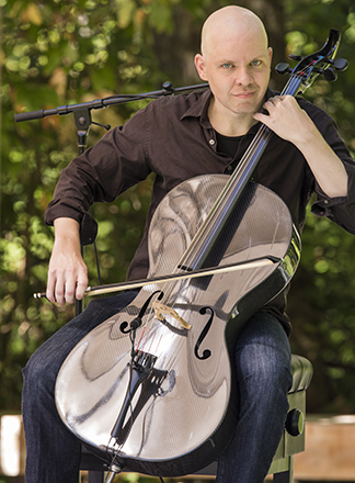 Eric Stephenson on cello 068
