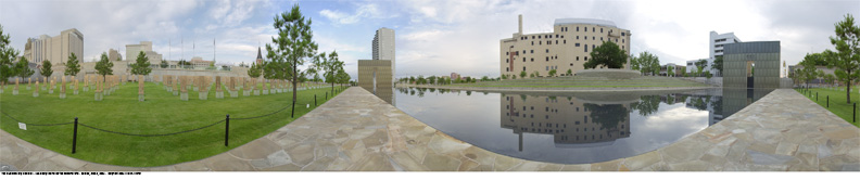 Oklahoma City pano