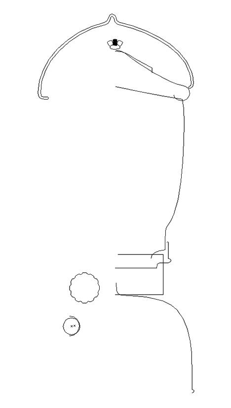 Coleman Lantern outlines
