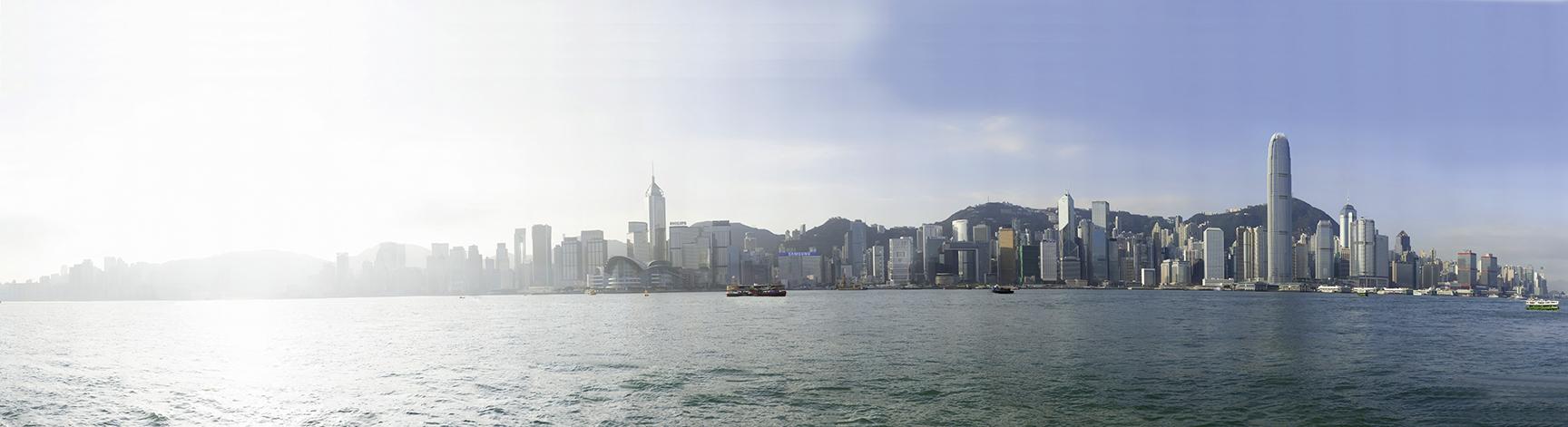 Hong Kong daytime