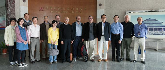 Hung Hing group photo
