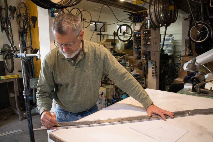 John marking tubes