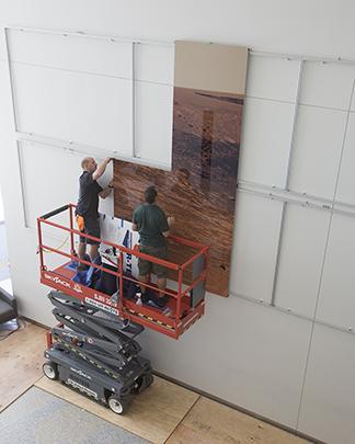 Doug and Rob install Mars image 30