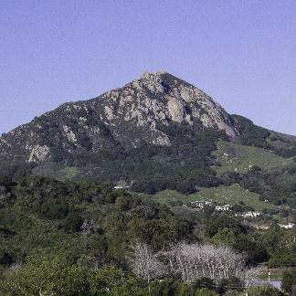 View of Bishp Peak 03