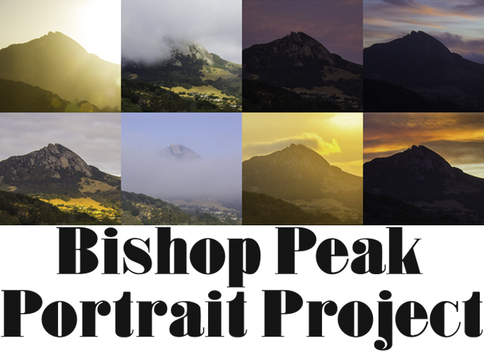 Bishop Peak Portrait Project